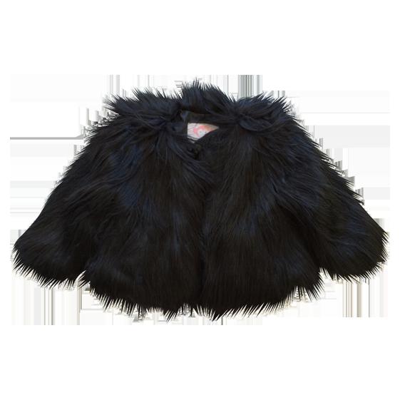 f4d09b429 Nonna Bambini - Appaman Girls Faux Fur Coat Black, $112.00 Jingle25 for 25%  off