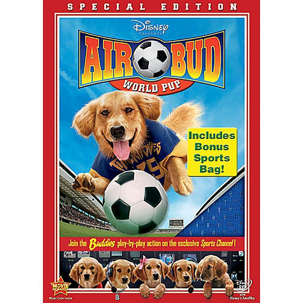 Air Bud: World Pup DVD  shopDisney #AD, #World, #SPONSORED, #Bud, #Air, #shopDisney