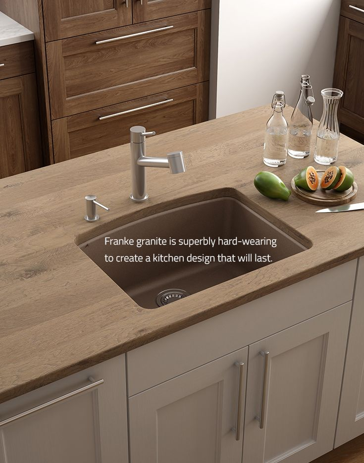 Kitchen Design Granite Magnificent Franke Granite Is Superbly Hardwearing To Create A Kitchen Design 2018
