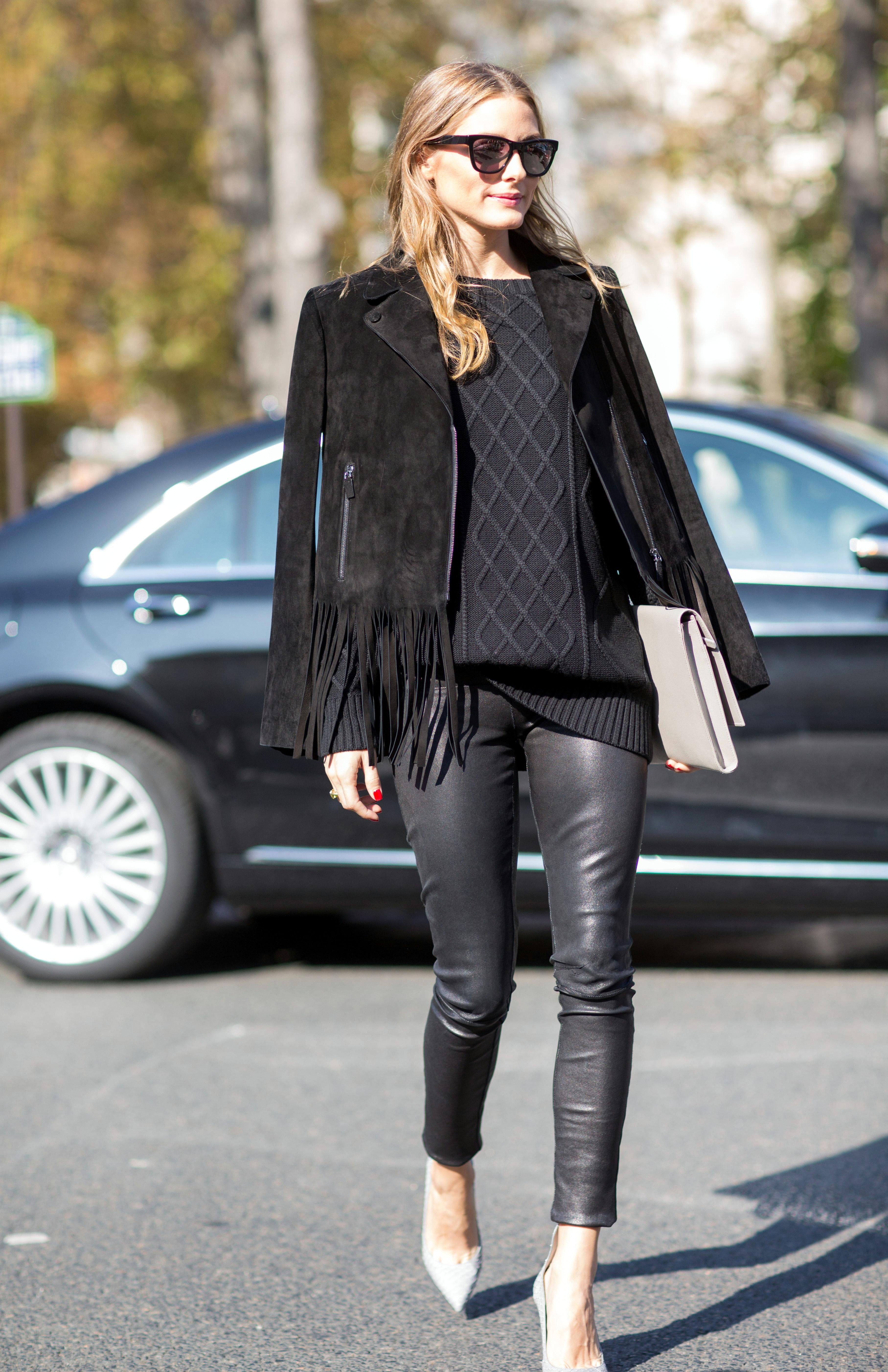 e8cddb8e09 Spring Outfits  50 Flawless Looks to Copy - Olivia Palermo style   stylecaster