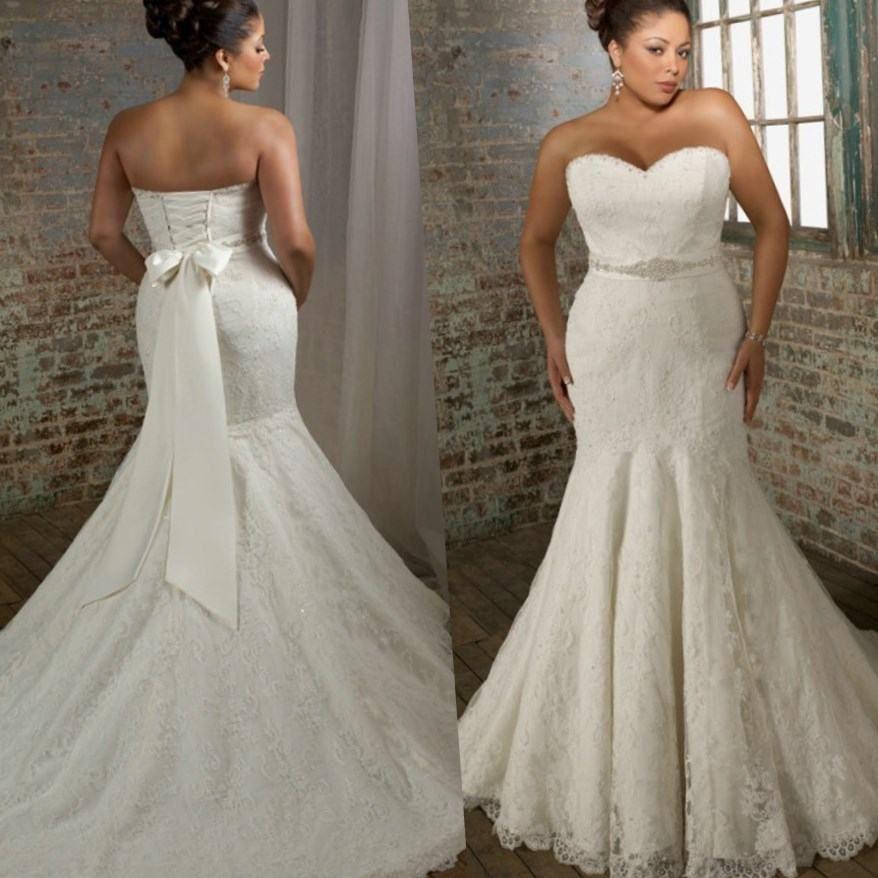 f4d1c751a29 White Tulle Full Figured Wedding Dresses Cap Sleeves Corset Back Full Skirt Large  Plus Size Bride Ball Gowns For Big Women