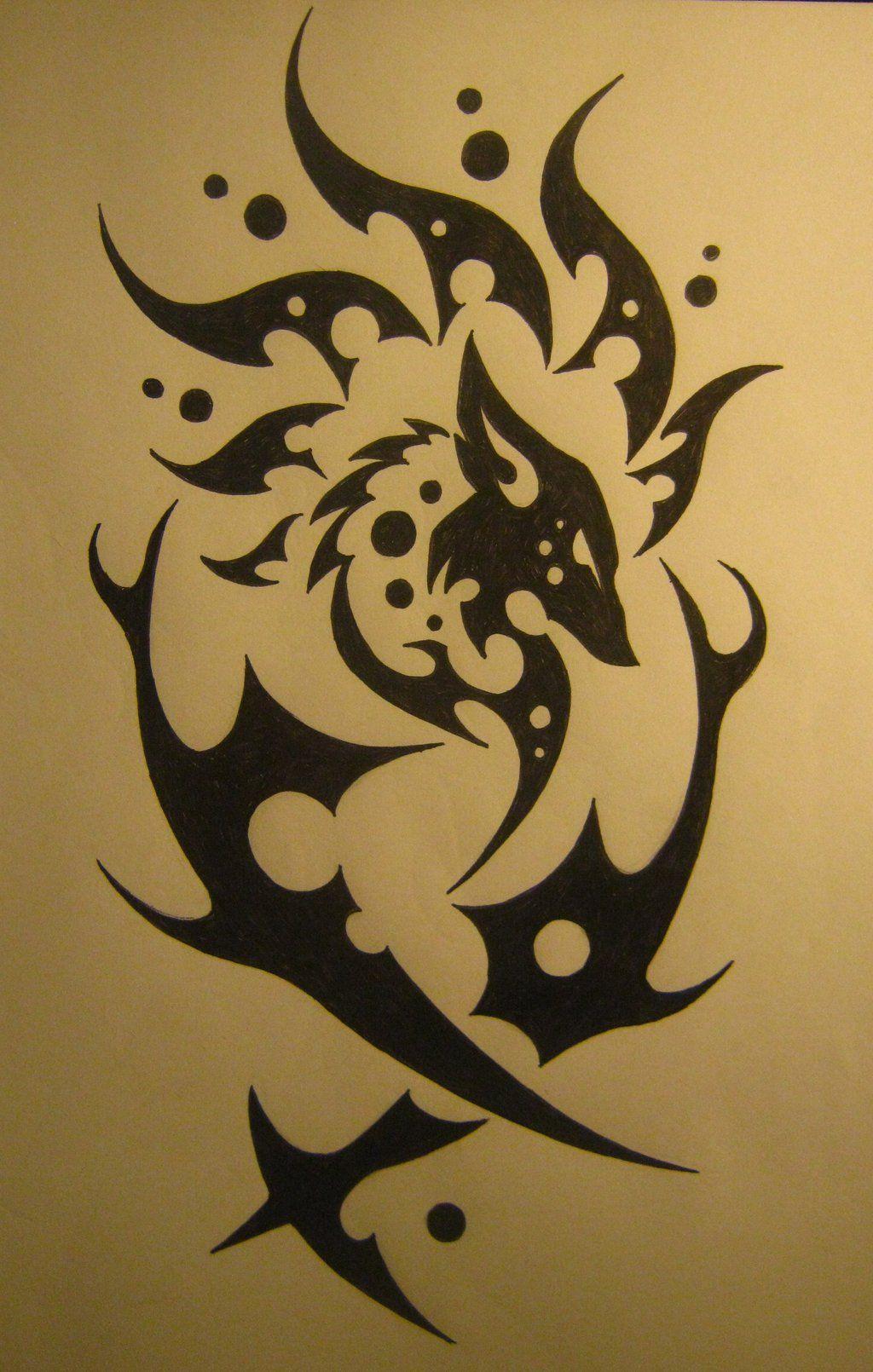 e2fd26e8a fox tribal tattoo - Google Search | Tattoo Ideas | Tribal tattoos ...