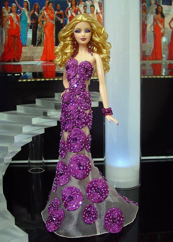 barbie evening gowns 12.29.3 | Barbie! II etc... | Pinterest ...