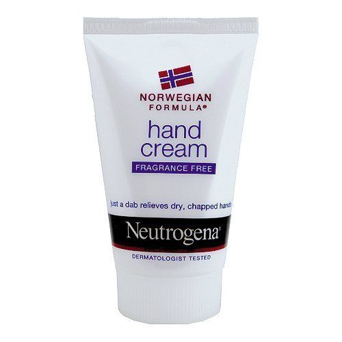 Details about Neutrogena Norwegian Hand Cream Fragrance Free 56G For dry, chapped hands