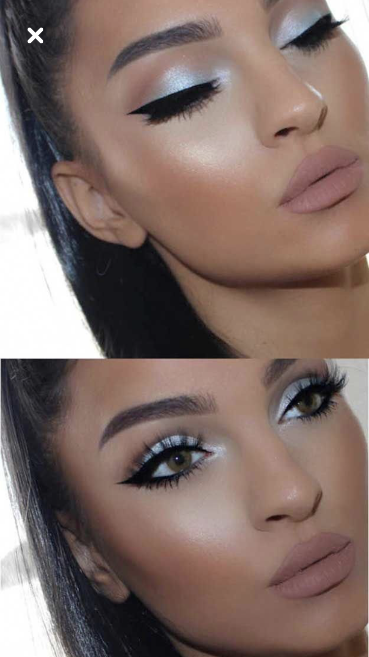 Prom makeup inspo… (With images) Nose ring