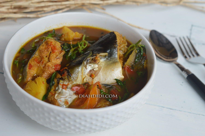 Pindang Maranjat Makanan Resep Sederhana Resep Masakan