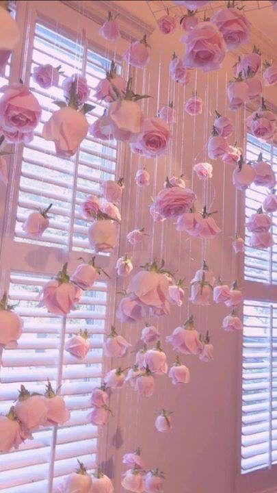 Pink Home Decor #hochzeitsdeko