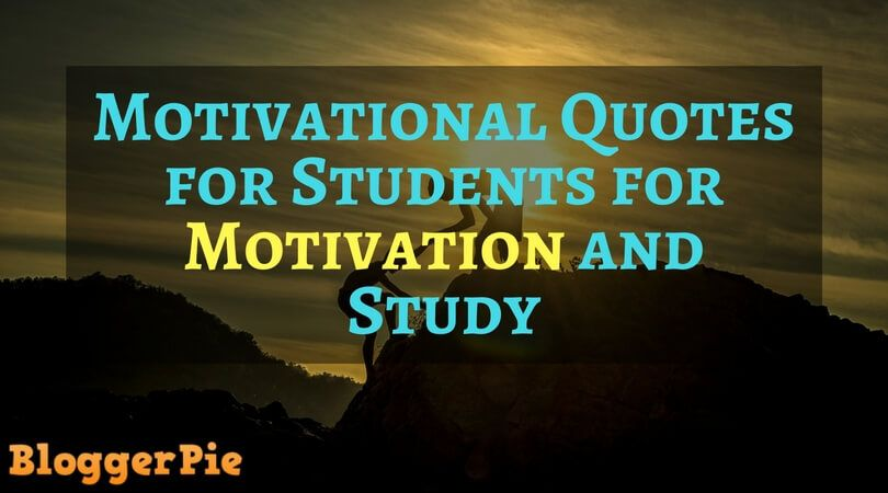 Motivational Quotes For Students Custom 33 Motivational Quotes For Students For Motivation And Study There . Design Inspiration