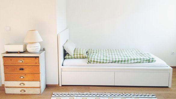 Tolle Ideen Fur Das Einrichten Mit Der Ikea Malm Serie Chambre Chambre