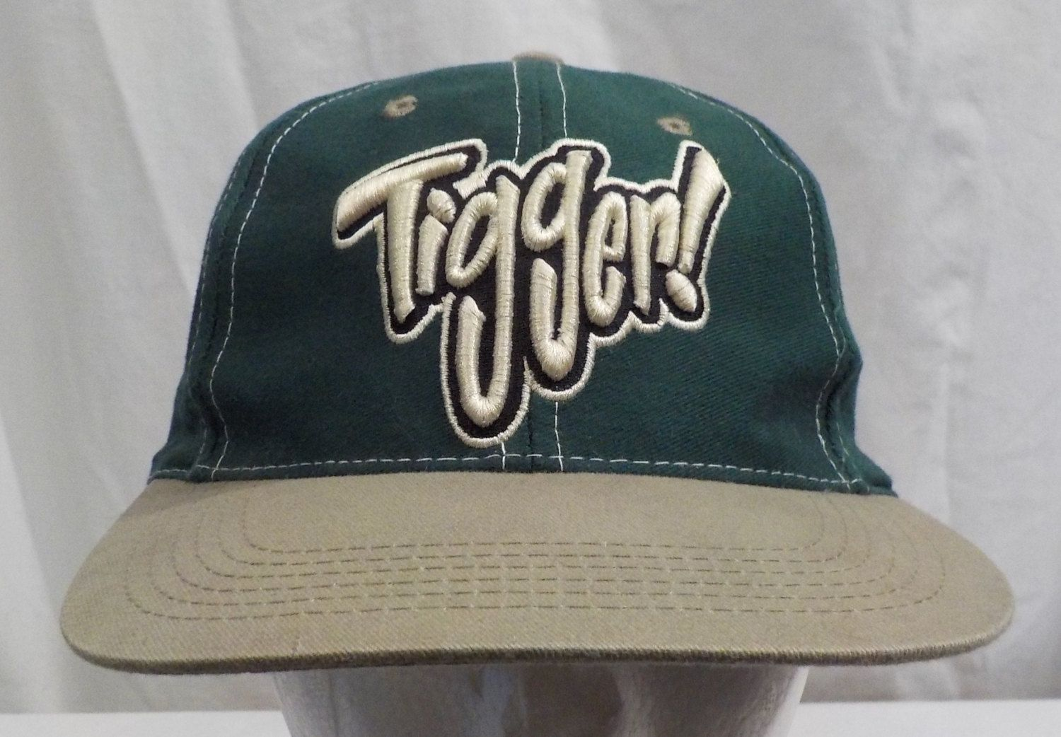 Tigger Disney Cap, Hat 1 Size Fits All by Mickey INC by