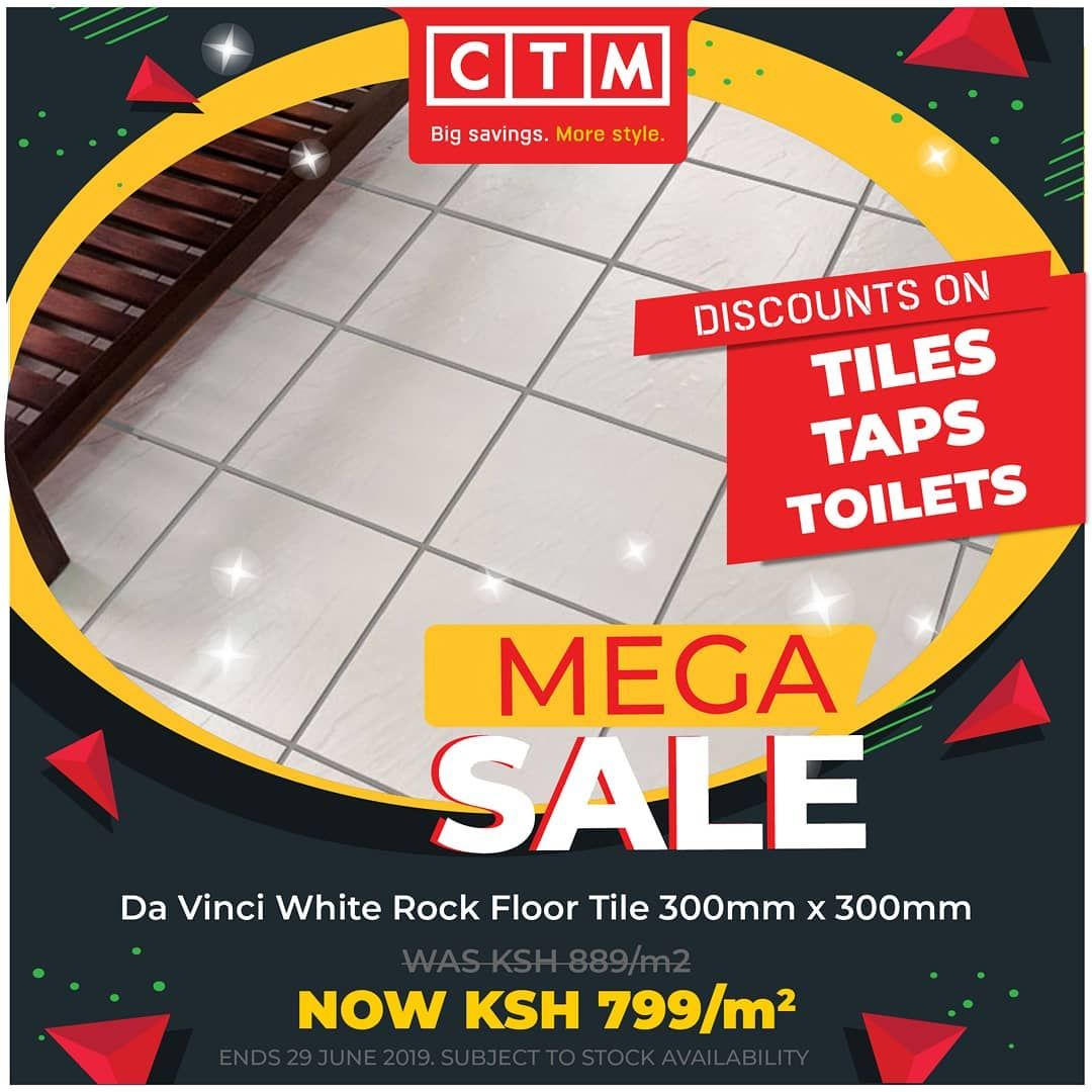Our most popular ceramic floor tile and on MEGA SALE