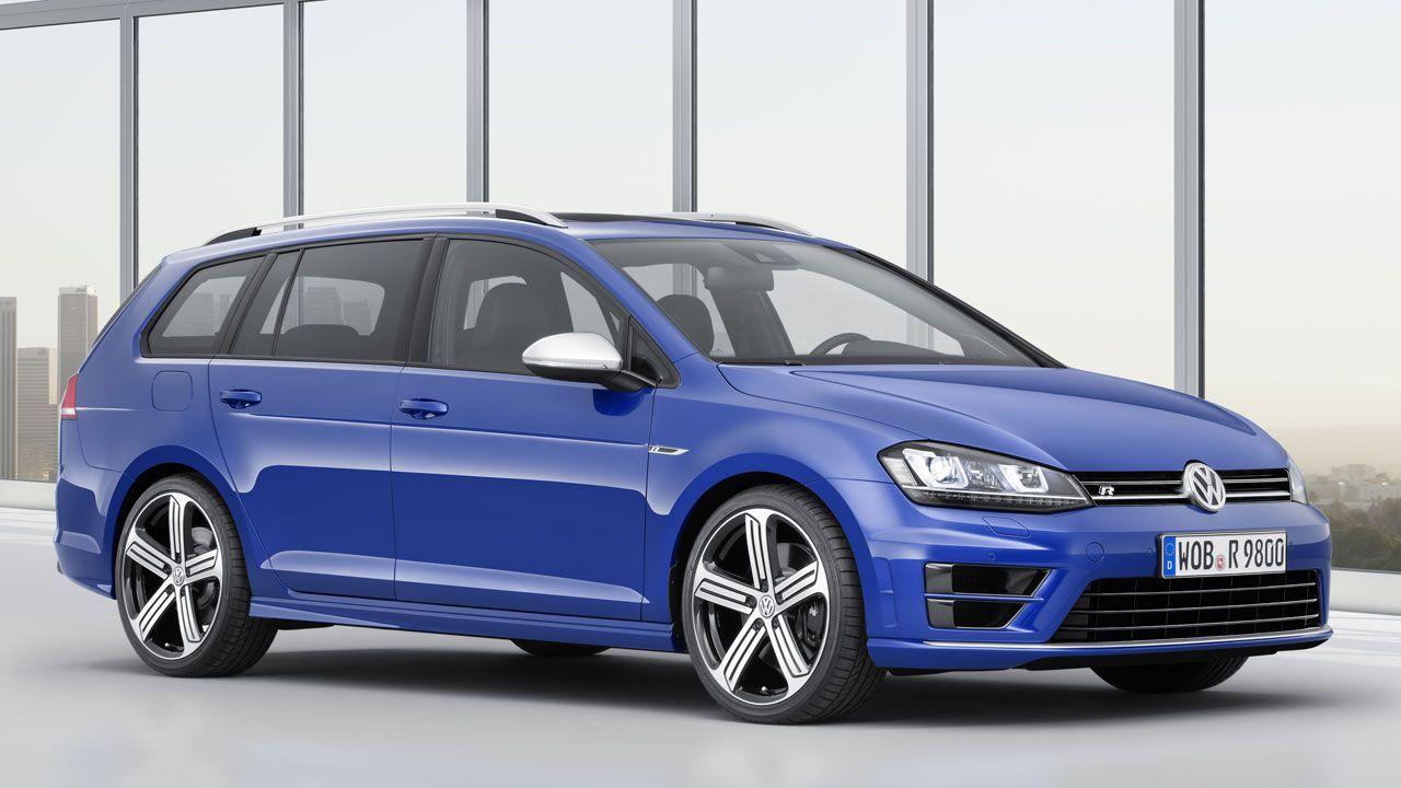 Volkswagen Roadandtrack Com Volkswagengolfvariant Volkswagen Volkswagen Golf Volkswagen Golf R