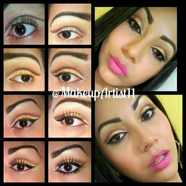 Maquillaje Moderno @MakeupArtist11
