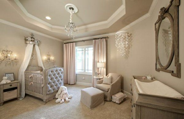 Décoration pour la chambre de bébé fille | Pinterest | Couleurs ...