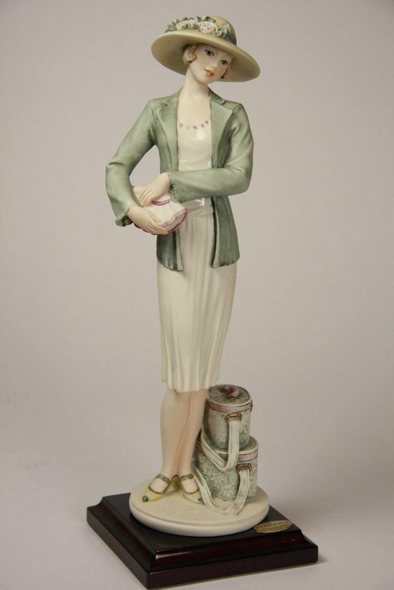 Armani Figurines Value Giuseppe Armani Figure Fine