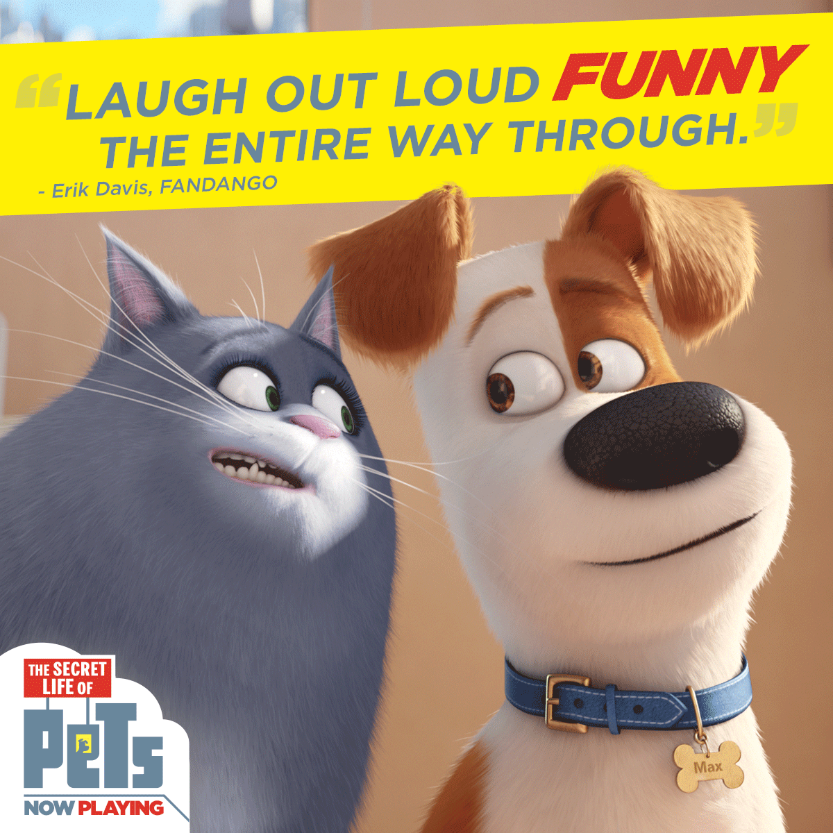 THE SECRET LIFE OF PETS 2 (With images) Secret life of