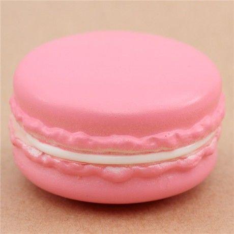 Süße Weihnachtswünsche.Cute Pink Macaron White Center Squishy Kawaii Squish Squish W