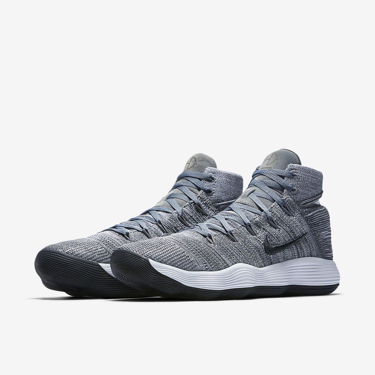 sale retailer 75c25 c1731 Nike React Hyperdunk 2017 Flyknit Basketball Shoe