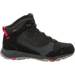 Photo of Jack Wolfskin Waterproof Allrounder Shoes Men Activate Extended Version Texapore Mid Men 45.5
