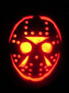pumpkin template jason  jason pumpkin carving   Halloween is just around the corner ...