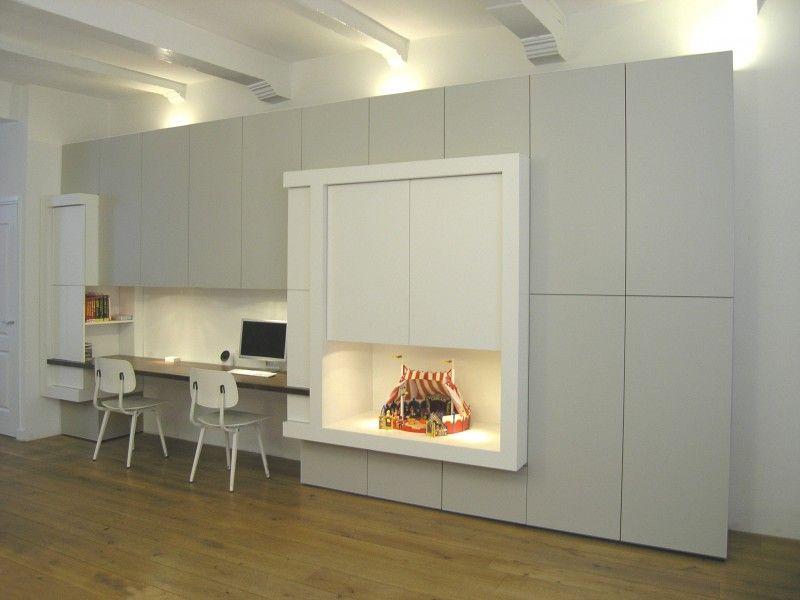 design kast meubelmaker amsterdam   Woonkamer   Pinterest   House ...