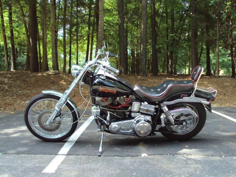 Used Harley Davidson Motorcycles >> 1984 Harley Davidson Wide Glide Shovelhead Harley Davidson