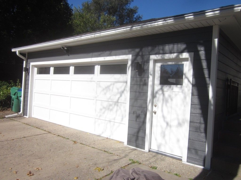 Doug Mindi S St Louis Park Mn Siding And Gutter Project