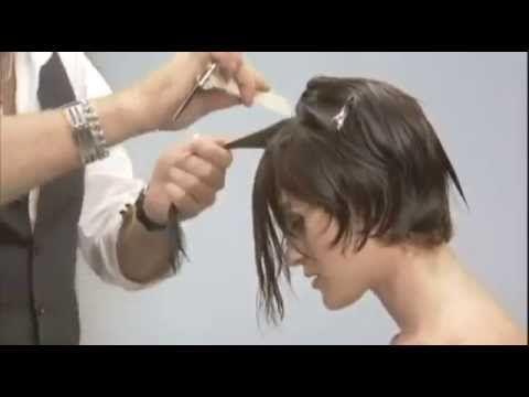 Victoria Beckham Haircut Tutorial Long To Short Victoria - Beckham hairstyle 2015 tutorial