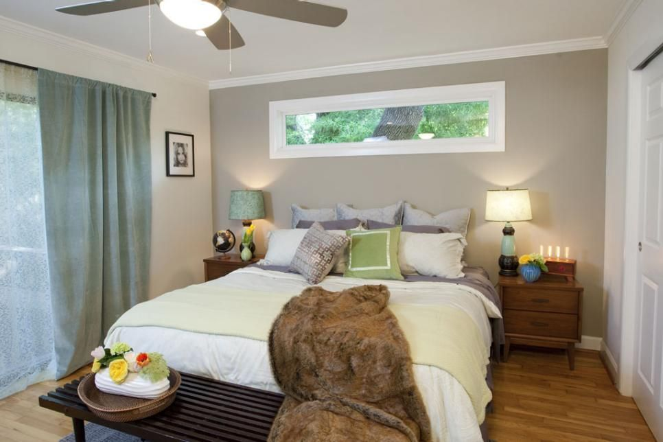 Room Transformations From The Property Brothers Property Brothers Hgtv Bedroom Wall Decor Above Bed Bedroom Design Wall Decor Bedroom