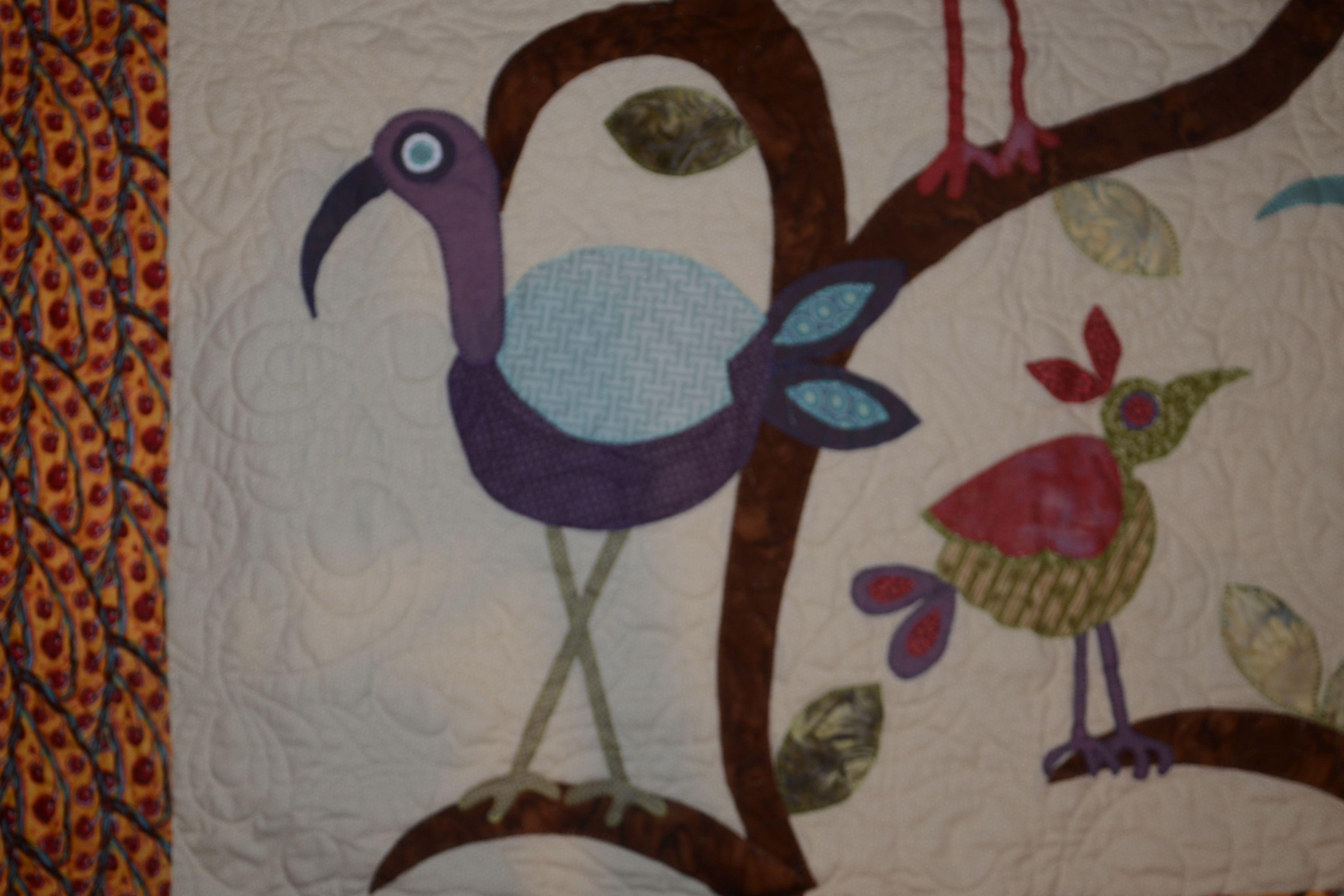 a couple of dodo birds!