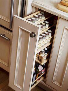25 kitchen organization and storage tips storage kitchens and 25 kitchen organization and storage tips spice cabinetscabinet workwithnaturefo