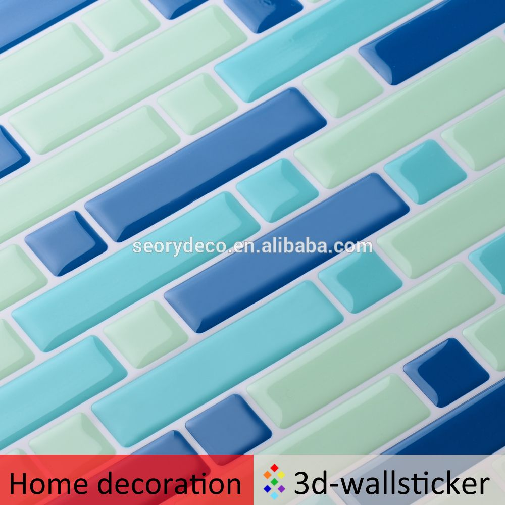 Easy to stick living room interior wall tile design from China ...