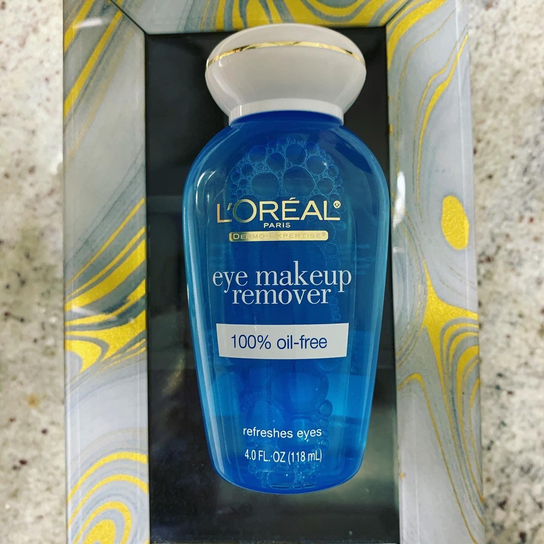 L'Oréal Paris eye makeup remover in 2020 Eye makeup
