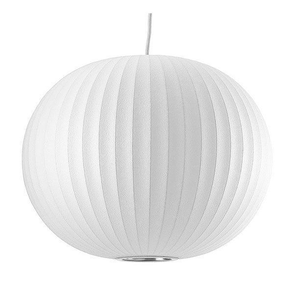 Ball Bubble Lamp George Nelson Herman Miller Bubble Lamps Lamp Pendent Lighting
