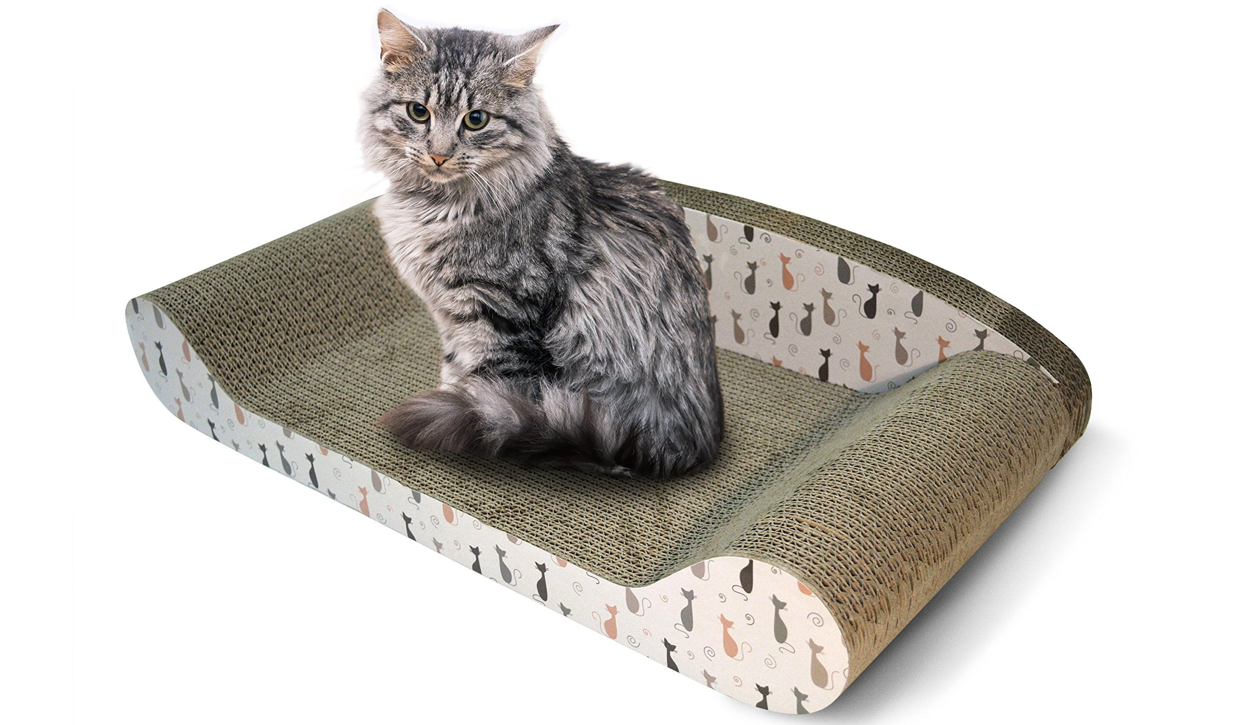 Kitty Couch by Feline Be Mine Corrugated