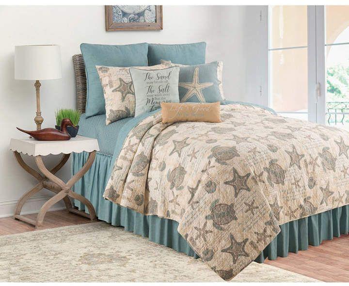 20 Coastal Bedding Sets For Beach Themed Bedroom King Quilt Sets Quilt Sets Mattress Furniture