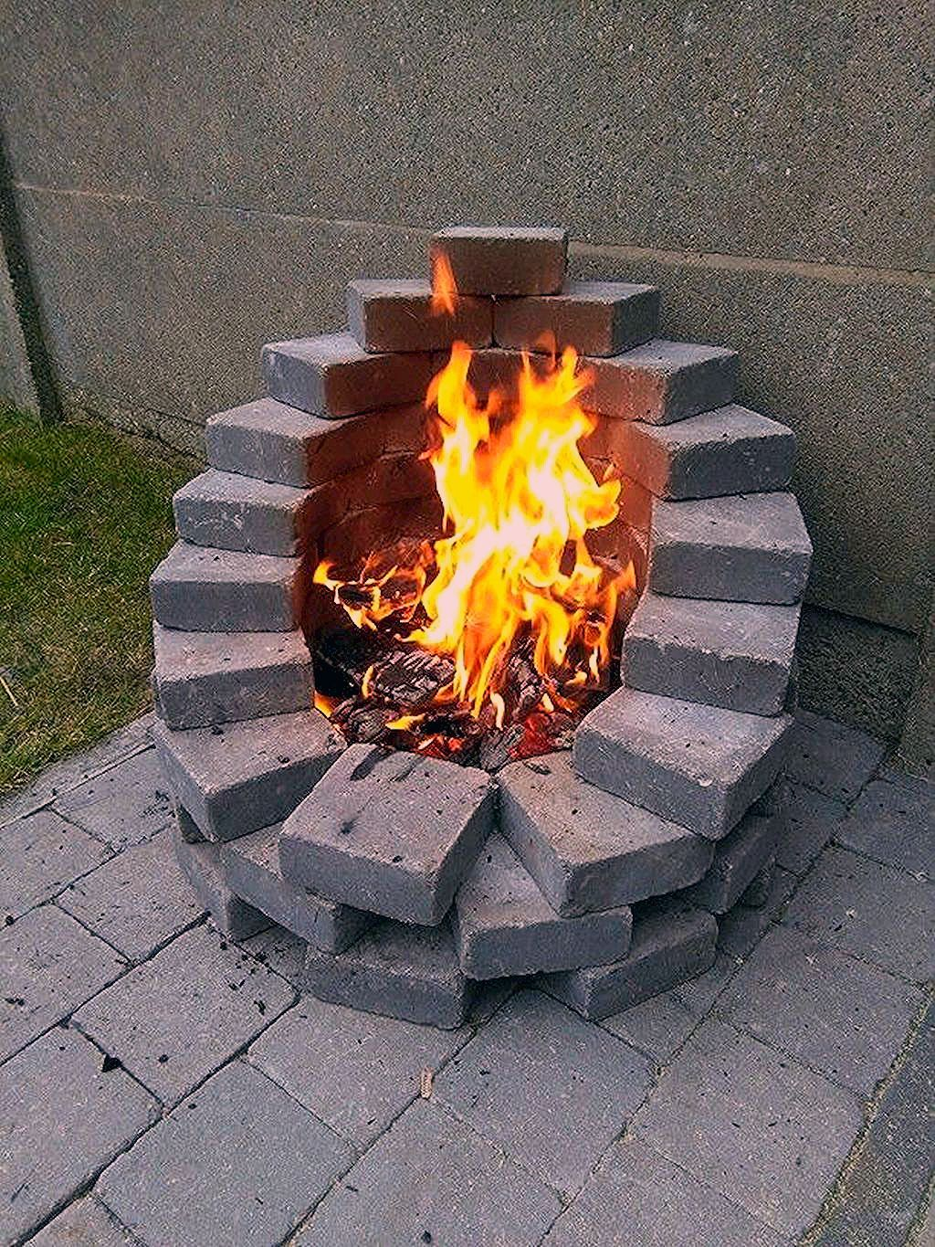 Photo of 31 Easy and Cheap Fire Pit and Backyard Landscaping Ideas – spaciroom.com