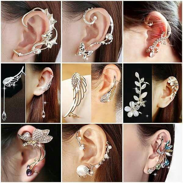 Fashionable earrings :)