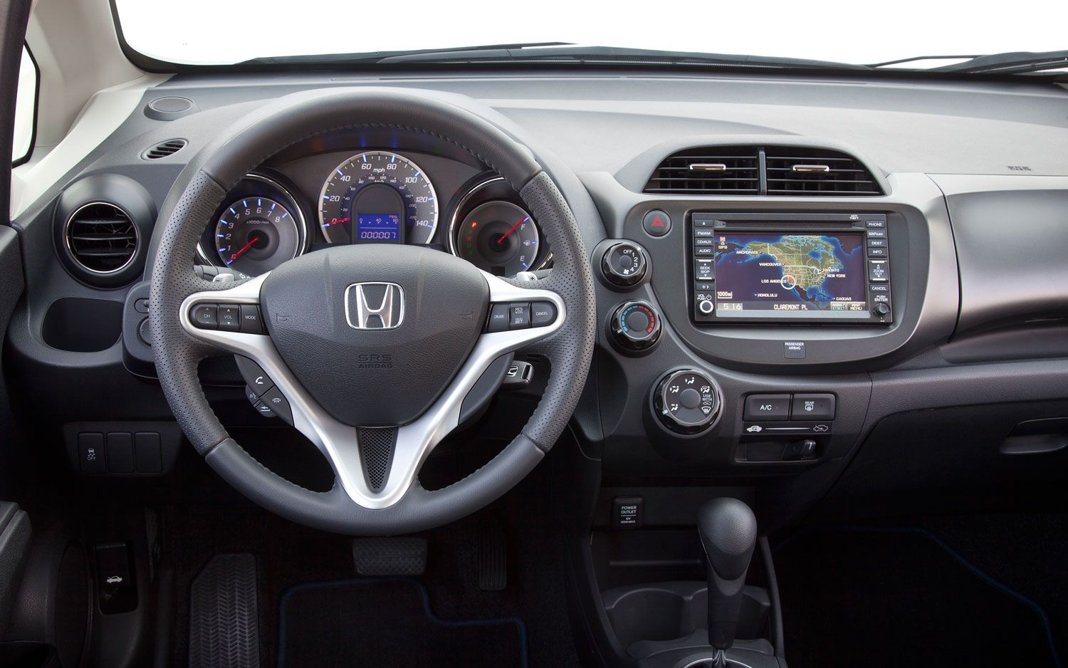 2012 Honda Fit Interior Mods Car Honda Fit Honda Honda Jazz