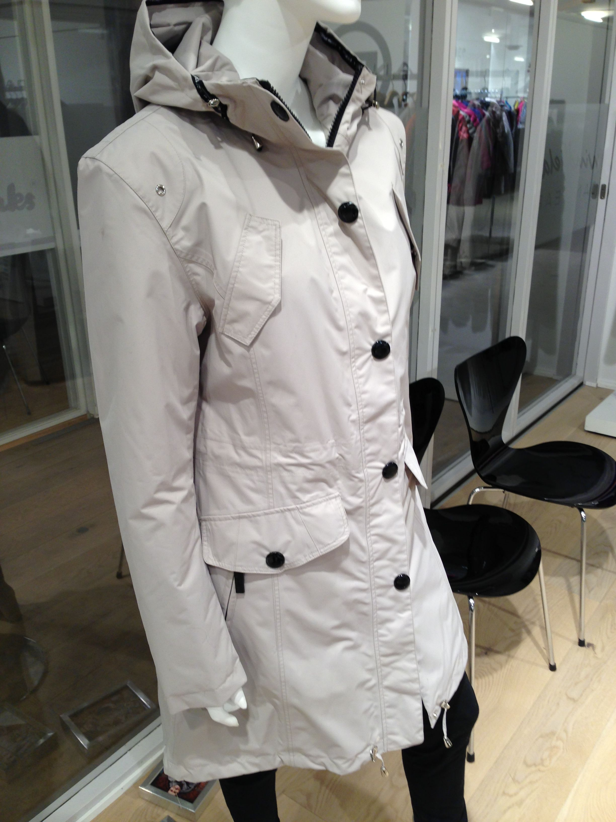 Normann Coat Anne Miller Raincoat Raincoat Coat Jackets