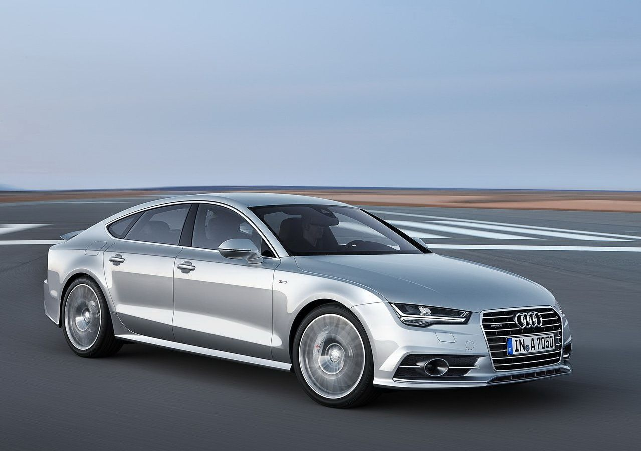2015 audi a7 side on top 10 best gas mileage luxury cars