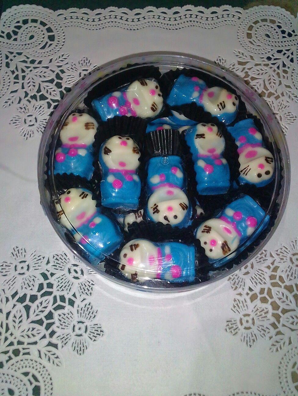 Pin Oleh Mei Lia Di Coklat Karakter Coklat