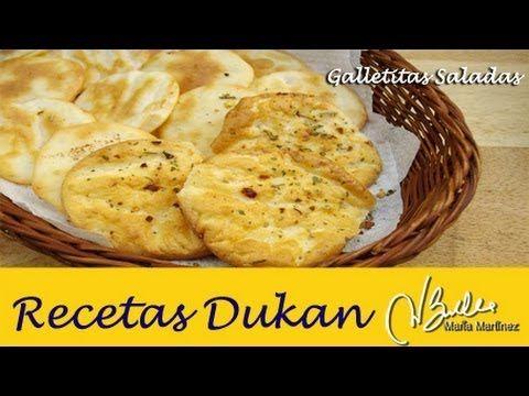 Galletas saladas para aperitivos dieta dukan pinterest for Bizcocho para dieta adelgazar
