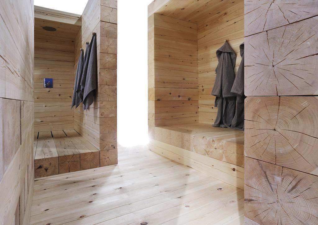 El Web De La Ciutat De Barcelona Sauna Ideen Modernes Design Gemutliches Haus