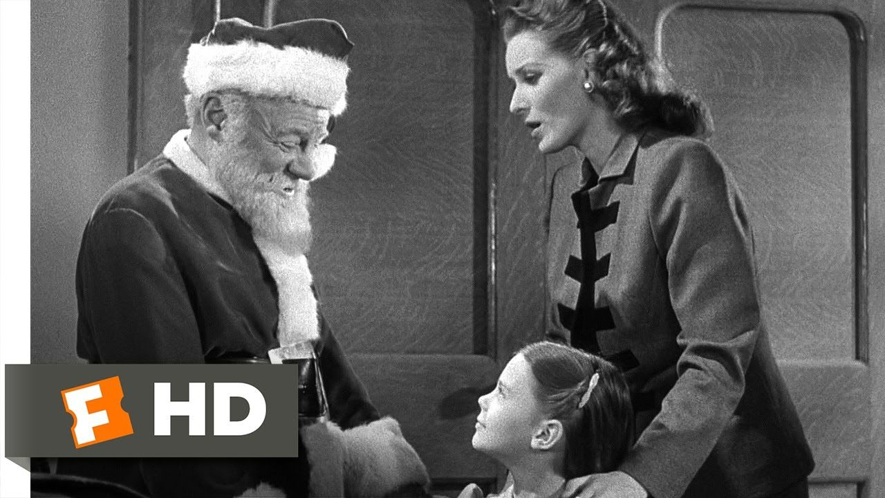 Christmas movies can teach us much. | 34 street, Movie and Books