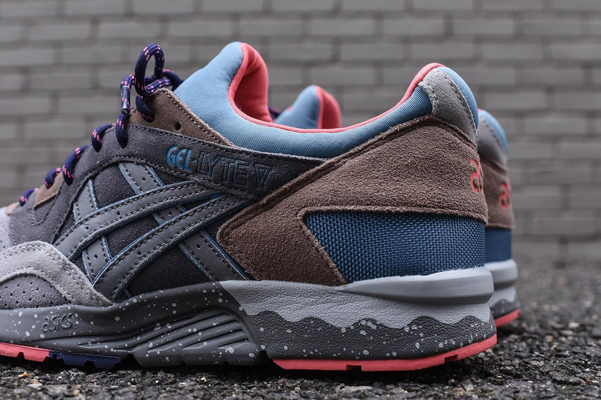 25946ba84f1 Asics Gel Lyte V Takes on a Mountain Sports Colorway