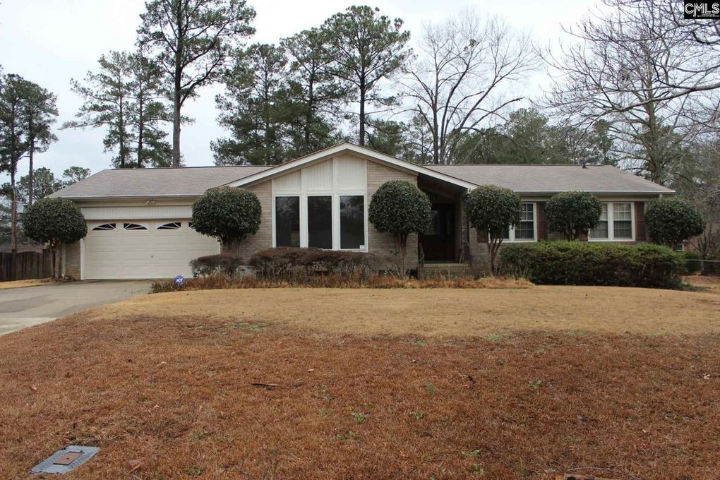 407 Myton Rd, Columbia, SC 29212 Ranch Style Homes