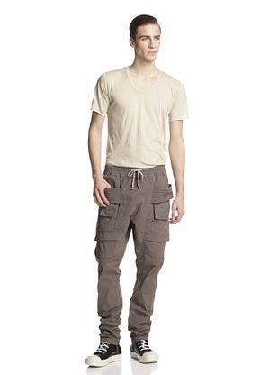 50% OFF Rick Owens DRKSHDW Men's Skinny Cargo Pants (Dust)
