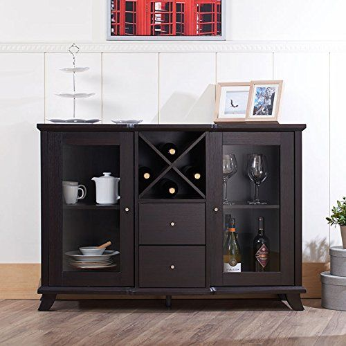 Contemporary Dining Room Cabinets Entrancing Provide Storage And Organization In Your Dining Space With This Decorating Inspiration