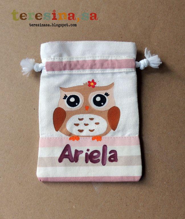 Conjunto de bolsas pintadas para beb pintura - Bolsas para pintar ...